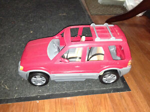 Barbie car for sale