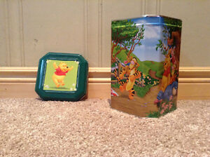 Winnie the Pooh candy tin -limited edition --NEW PRICE!! Kitchener / Waterloo Kitchener Area image 2