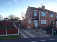 3 bedroomed semi detached for sale