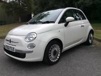Fiat 500 1.2 ( 69bhp ) ( s/s ) LOUNGE Cheap £30 Road Tax