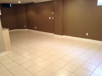 Bright 2 Bedroom Basement- Apartment for Rent in Heartland