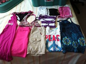 Girls size 10/12 summer clothing - Welland/Fonthill