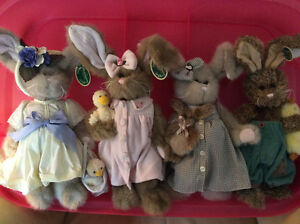 "Bearington Bear ""Bunny "" collection"