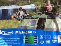 Gelert Michigan 8 tent