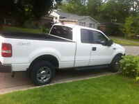 2006 Ford F-150 Extended 4/4 Pickup Truck