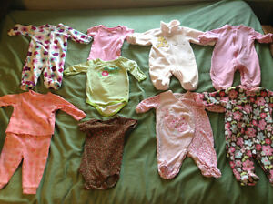 Baby girl clothes - 3-6 months