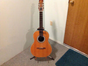 Ovation guitar for sale