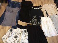 Women's Clothes Bundle x 22 Items, £1 per item! Size 6, 8, 10, XS, S