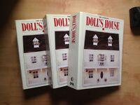 Dolls house folders