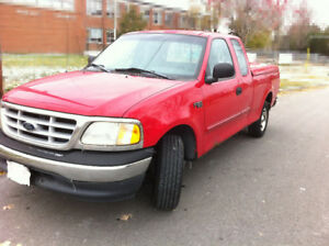 1999 Ford F-150 SuperCrew Pickup Truck