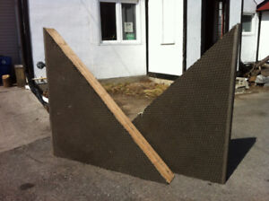 """Stage Deck-Approx 5'8"""" x 5'8"""""""
