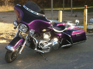 Unique One of A Kind 2011 Street Glide. Absolute Mint Condition