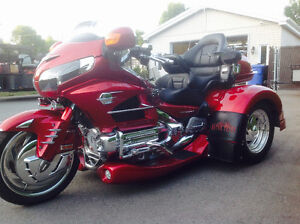 Goldwing motor trike West Island Greater Montréal image 3