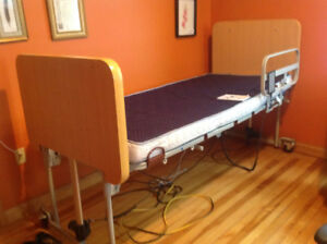 Like new electric hospital bed!
