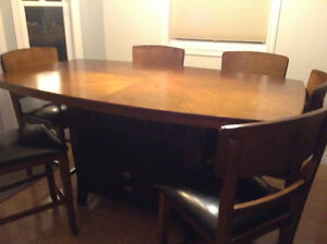 Pub style kitcken table