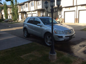 2006 Mercedes-Benz M-Class 350 SUV, Crossover