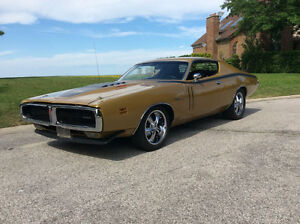 1971 Dodge Charger R/T 440 Six/Pack
