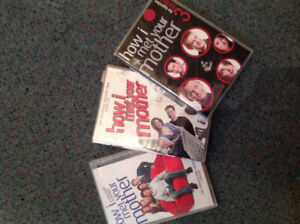 DVD How I met your mother saison 1-2-3