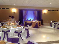 Chair cover rental from $1