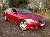 Lexus GS 300 3.0 CVT SE, 2007 WITH PP INCLUDED. GENUINE LOW MILES OF 71K