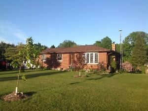 Large Riverfront Property in the Village or Wroxeter
