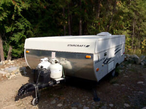 STARCRAFT 816 BAJA tent trailer for sale