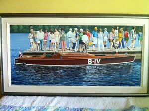 B-IV by D. A. Dunford (Canadian Realism Artist)