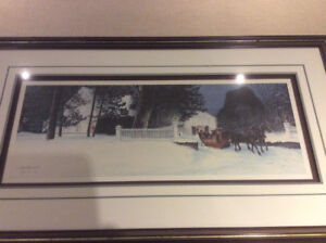 WALTER CAMPBELL LIMITED EDITION PRINT