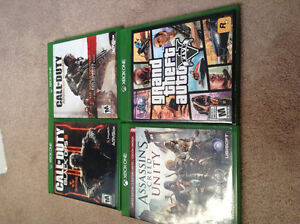 Xbox one video games for sale