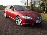 Jaguar XF 2.7TD auto Premium Luxury DIESEL , 2008, GENUINE 95K, 1 YEARS MOT