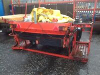 Grimme picking table