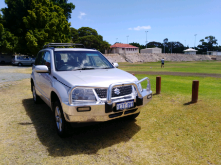 Suzuki Grand Vitara Prestige 4x4 East Fremantle Fremantle Area Preview