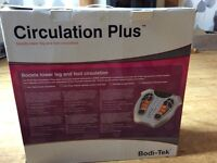 Circulation plus machine