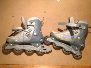 Women's Roller Blades (8.5) - Stylish and comfortable