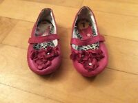 Little girls dress shoes size 7