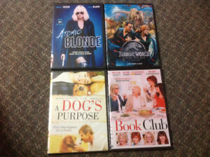 DVDS NEW RELEASE