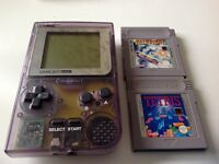 Nintendo GameBoy Pocket Bundle, Inc. Tetris