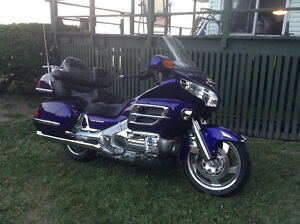 2002 Goldwing 1800, well maintained