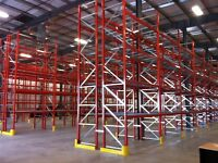 PALLET RACKING AND