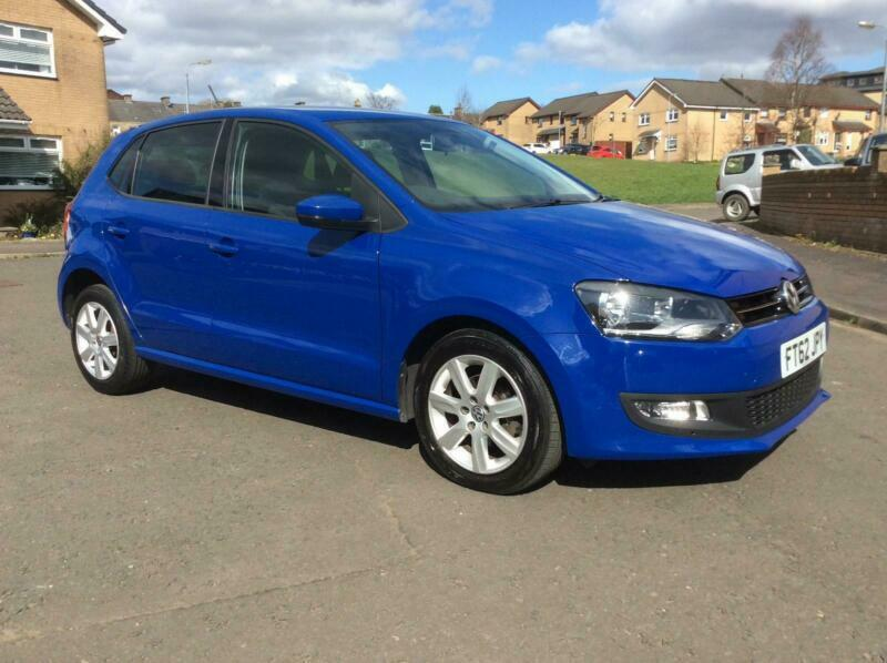 Volkswagen Polo 1 2TDI Match 2owners fsh £20road tax | in Airdrie, North  Lanarkshire | Gumtree