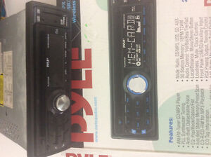 Pyle car stereo