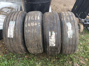 11L/16SL implement tires Regina Regina Area image 1