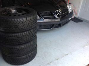 Brand new summer tires Toyo 215 60 15 for Mazda3