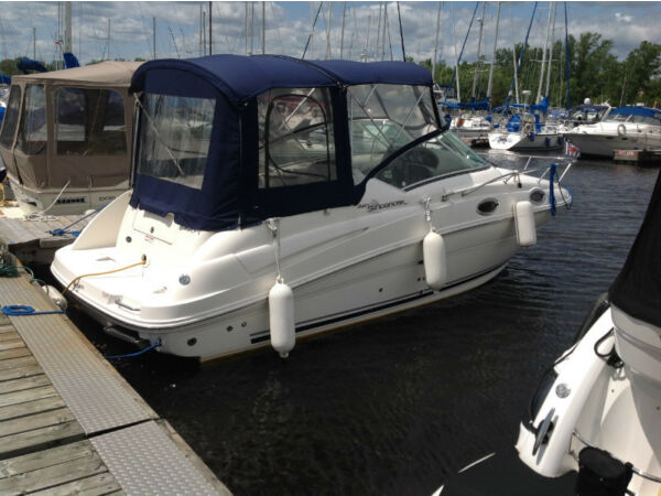 Used 2007 Sea Ray Boats Sundancer 240