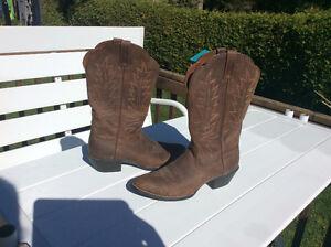 Bottes de cowboy pour femme en parfaite état