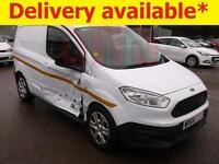 2014 Ford Transit Courier Trend TDC 1.6 DAMAGED REPAIRABLE SALVAGE