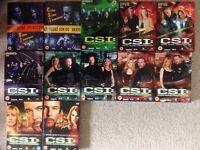 CSI: Crime Scene Investigation DVD box sets - Season 1-7