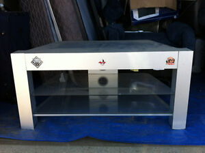 Grey Tv Stand $40 OBO in Brooks