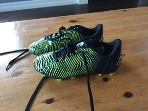 Size 1 Adidas Cleats (Used for 5 days)
