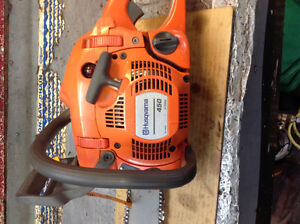 Husqvarna 450 Chainsaw with 18 in bar and chain